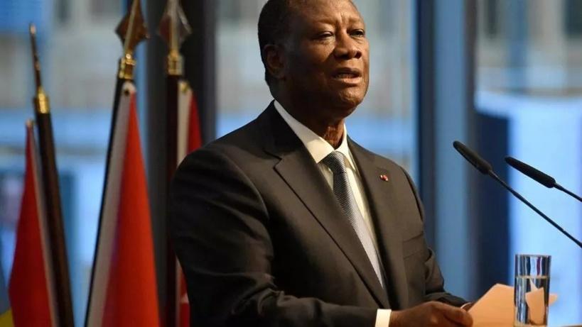 Présidentielle ivoirienne: les députés RHDP appellent Alassane Ouattara à se représenter
