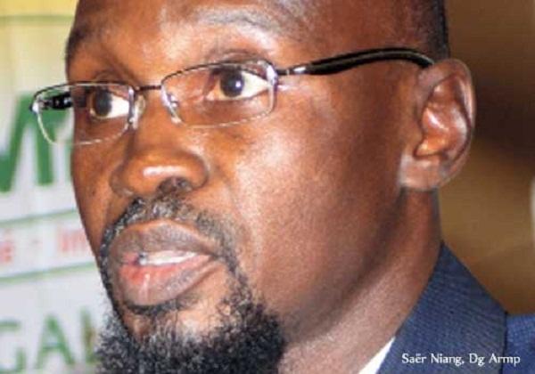 AUDIO – Rapport 2011 de l'Armp : Son Directeur général demande aux autorités la poursuite des audits