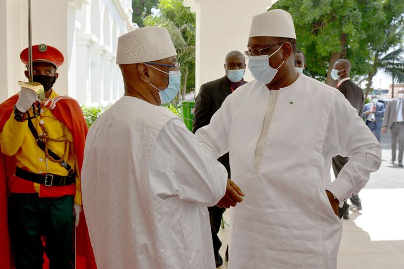 Visite des 5 chefs d'Etats à Bamako : « l'espoir est permis pour une sortie de crise au Mali », selon un analyste