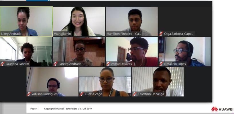 Huawei, partenaire stratégique du Cap-Vert dans le cadre des TIC académiques