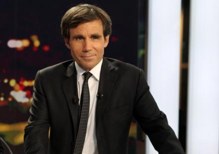 "David Pujadas, bientôt élu ""homme de l'année"" 2012 ?"