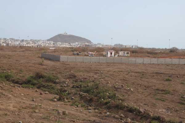 Des personnes malintentionnées vendent les terrains de la réserve foncière de l'Aéroport Léopold Sédar Senghor