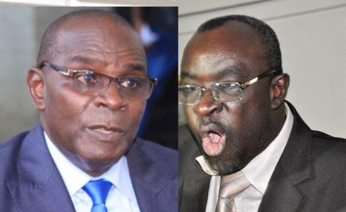 Aymerou Gningue sert une citation directe Moustapha Cissé Lo et lui réclame 500 millions Cfa