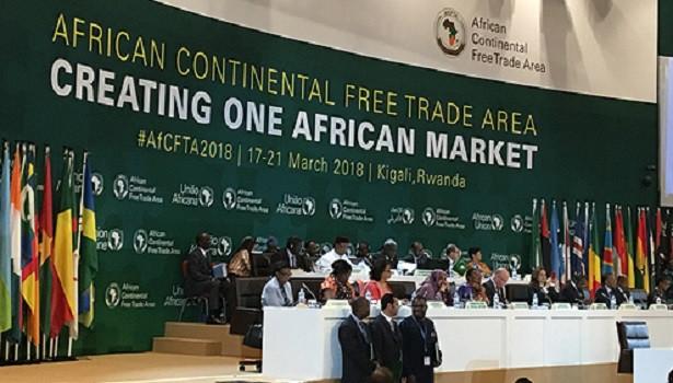 L'Afrique pourrait voir son revenu augmenter de 450 milliards de dollars grâce à l'accord de libre-échange continental