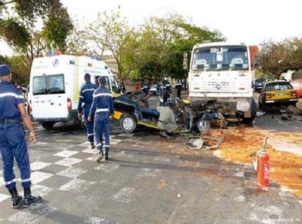 Louga & Tabaski : six (06) morts et plusieurs blessés dans un accident de la circulation
