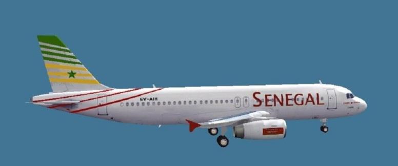 Senegal Airlines a mal aux ailes