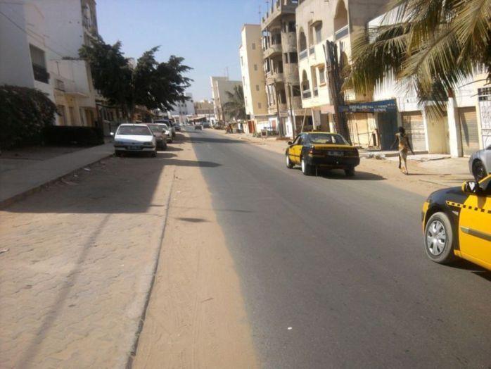 Lendemain de Tabaski: Dakar, ville morte