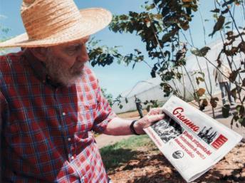 A Cuba, Fidel va bien, son aura aussi
