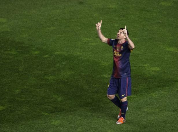 Messi passe le cap des 300 buts