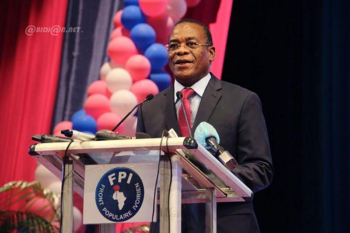Présidentielle en Côte d'Ivoire: Pascal Affi N'Guessan candidat d'un FPI divisé