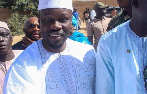 L'hommage de Sonko à Mansour Kama: «en 2006, quand le Gouvernement avait décidé baisser le taux de l'impôt sur les sociétés...»