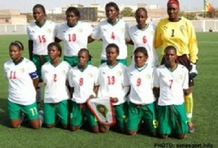 Can féminine : le Sénégal s'incline (0-1) devant la RDC