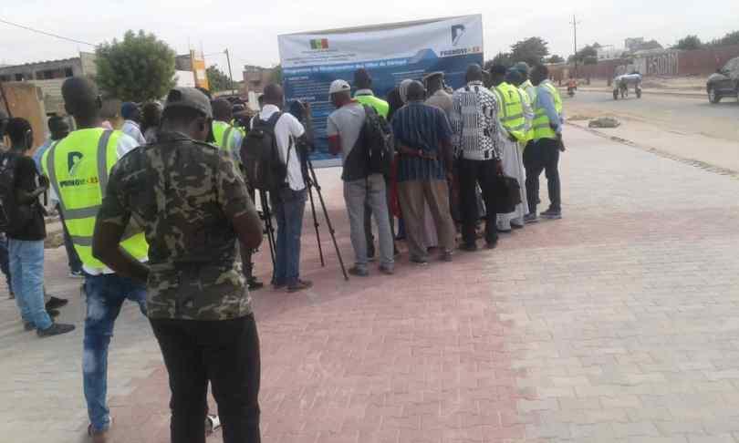 Tabaski Matam: les dégâts du programme d'assainissement Promo-villes gâchent la fête !