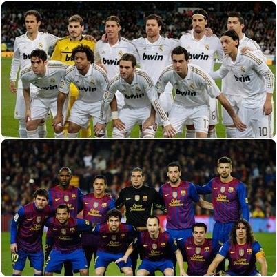 Ballon d'Or FIFA 2012 : Le Real mieux représenté que le Barça