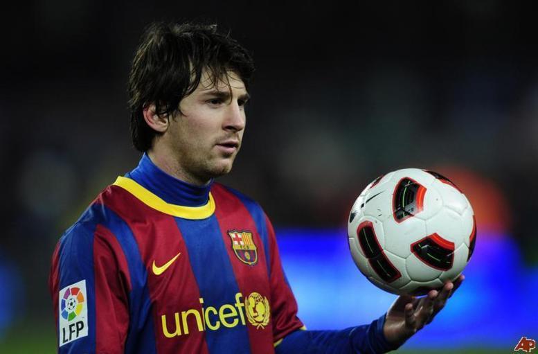 Messi se prononce sur le Ballon d'or