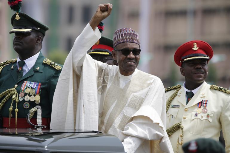 Nigeria: Buhari convoque son état-major sécuritaire au complet