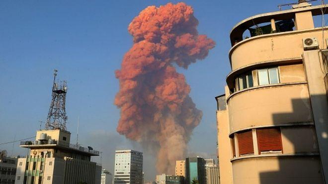 Explosions à Beyrouth: jusqu'à 300 000 personnes sans domicile et des dégâts estimés à plus de trois milliards de dollars