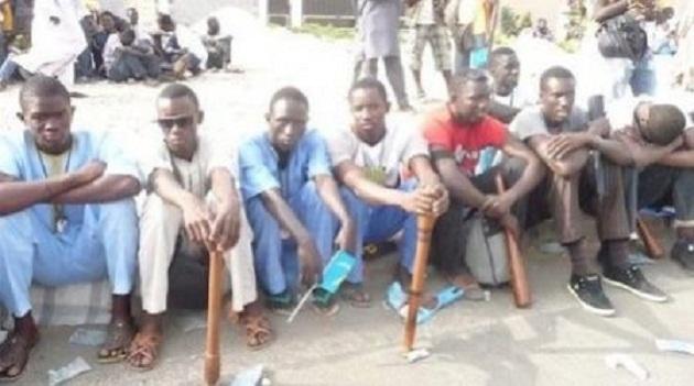Arrêtés lors de manifestations, 52 thiantacounes défilent ce mercredi devant le juge