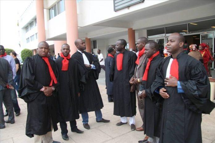 Grève justice: la LSDH, la RADDHO et Amnesty International Sénégal invitent le gouvernement à renouer le fil du dialogue
