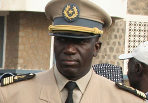 Le Général Bara Cissokho attaché militaire à l'Ambassade du Sénégal à Washington