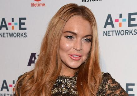 Lindsay Lohan : sa maison familiale détruite par Sandy