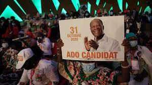 Côte d'Ivoire: Ouattara candidat, à Abobo, les militants du RHDP exultent
