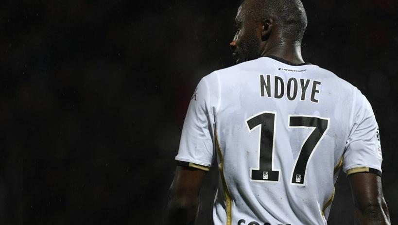 Libre de tout contrat, Cheikh Ndoye effectue des tests à Guingamp (Ligue 2 France)