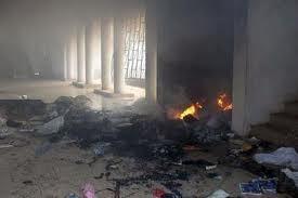 Nigeria: des hommes armés incendient un poste de police