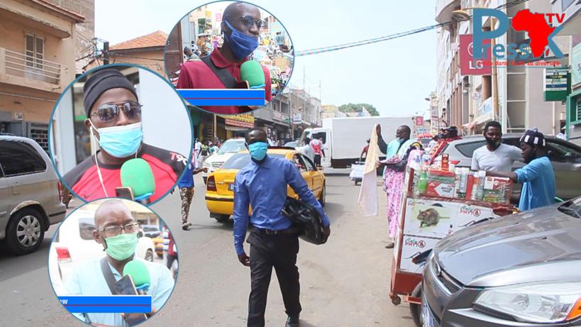 Covid19: à Dakar, des jeunes s'engagent à respecter les gestes barrières pour protéger les personnes âgées (Reportage)