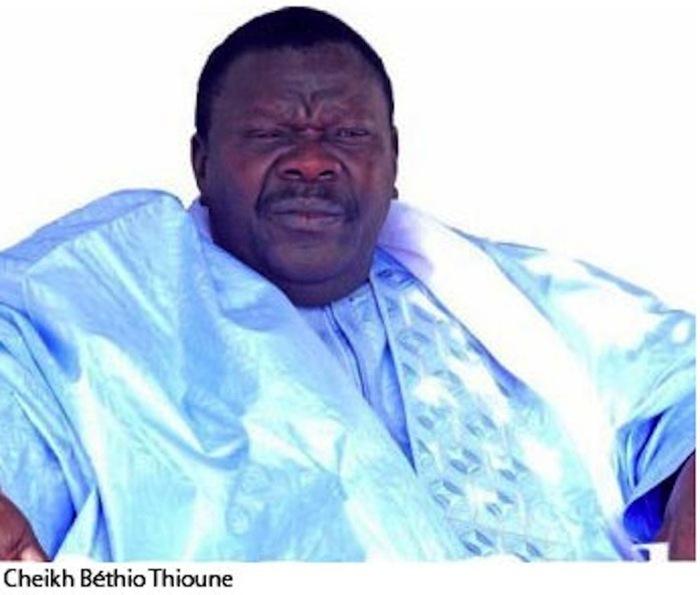 Cheikh Béthio THIOUNE est revenu à Rebeuss