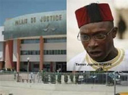 Tamsir Jupiter Ndiaye lâché par les défenseurs des droits de l'Homme