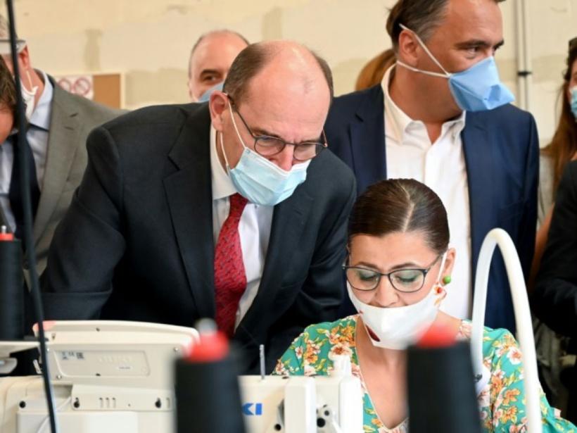 """Coronavirus: la situation en France va """"dans le mauvais sens"""", selon le Premier ministre Jean Castex"""