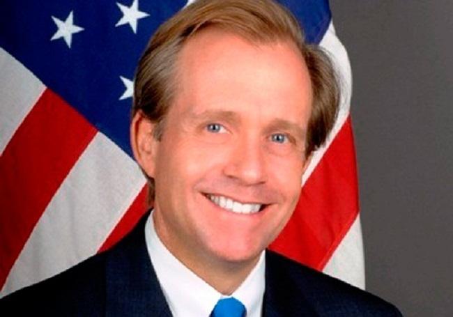 AUDIO – Spéciale présidentielle américaine : S.E Lewis Lukens, « quel que soit le résultat de ce soir, je continuerai à être l'ambassadeur des USA au Sénégal … »