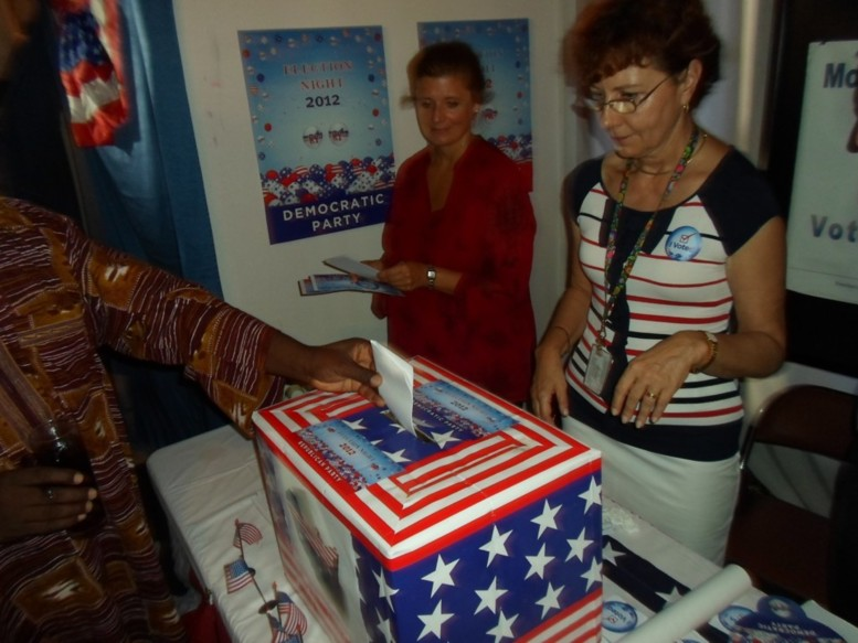 Photo-reportage : Spéciale présidentielle américaine à Dakar