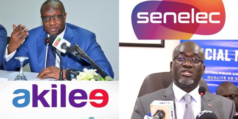 Non-respect de paiement de factures de 2,6 milliards par Akilee: la Senelec obtient une mainlevée
