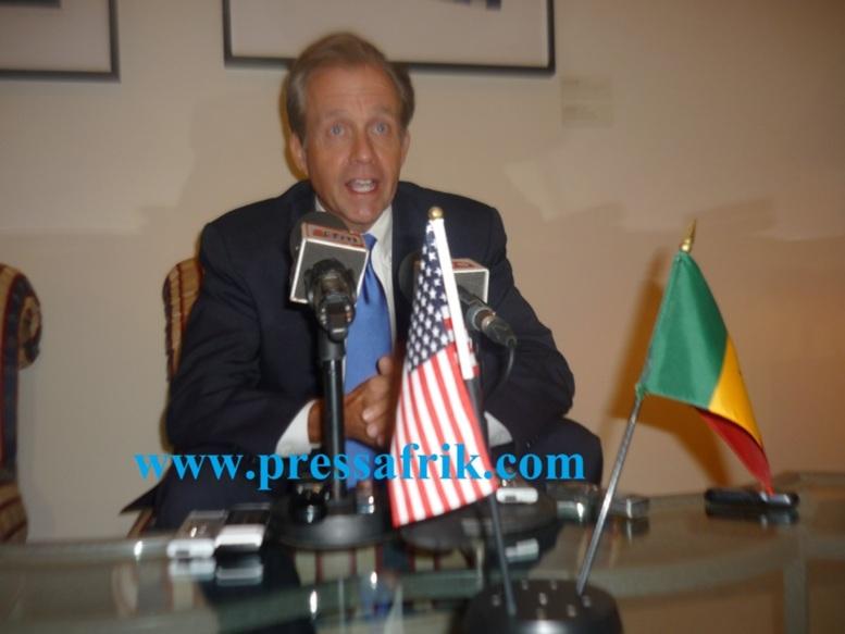 AUDIO – Spéciale présidentielle USA : L'Ambassadeur des USA à Dakar & Nouvelles politiques étrangères pour le Sénégal et le continent africain