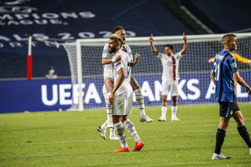 Le PSG renverse l'Atalanta dans les dernières minutes et rejoint les demi-finales de la Ligue des champions