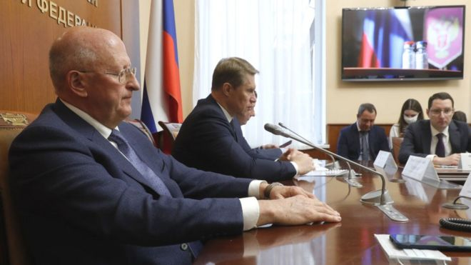 """Coronavirus: la Russie qualifie l'inquiétude internationale concernant son vaccin contre Covid-19 de """"sans fondement '"""