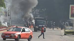 Côte d'Ivoire: quatre morts dans des manifestations contre la candidature de Ouattara