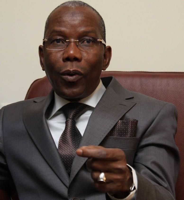 PRECISION DU DG DE LA LONASE Amadou Samba Kane