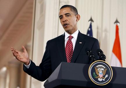 Impasse budgétaire aux Etats-Unis: Barack Obama demande aux riches de payer plus