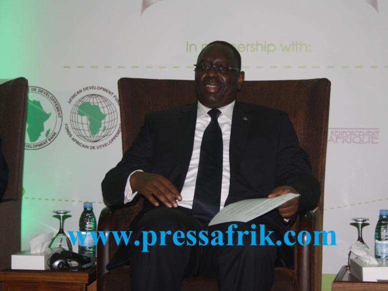 AUDIO – Forum des médias leaders d'Afrique : Macky Sall, « Moi je suis pour la dépénalisation de la presse, mais … »