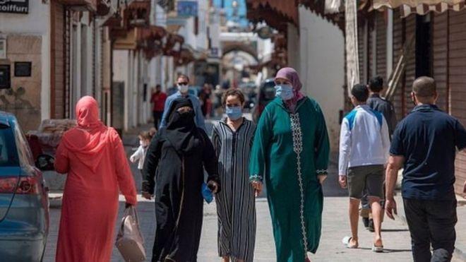 Fermeture de plusieurs quartiers à Marrakech en raison du Coronavirus