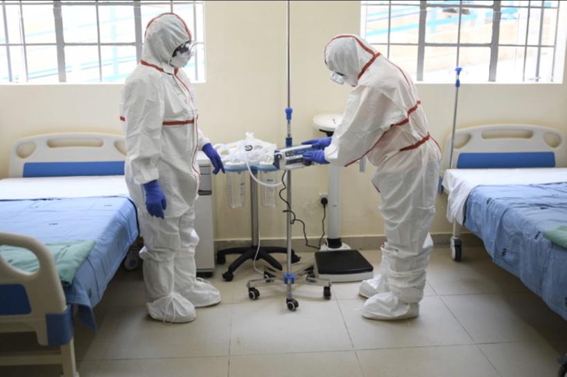 Covid-19 au Sénégal: une tendance baissière des nouveaux cas notée, 7 patients sauvés de réanimation