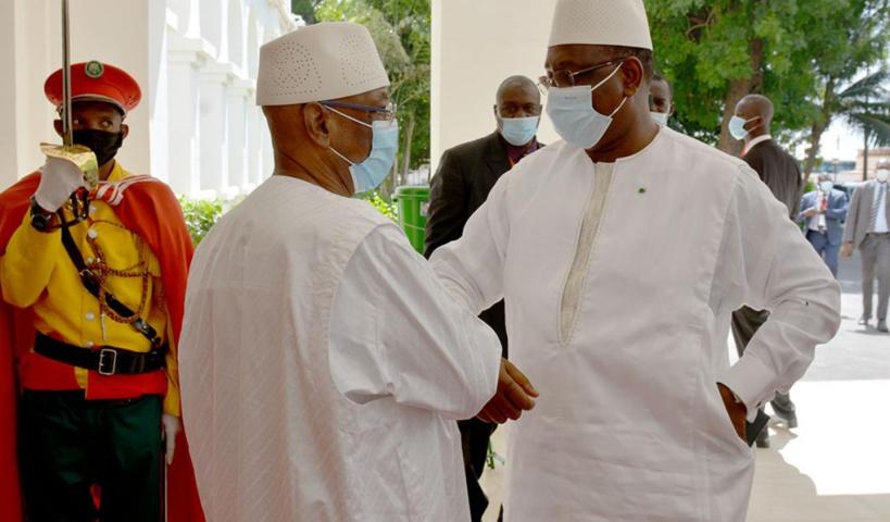 """Effets collatéraux du Putsch malien au Sénégal: """"Les ingrédients sont là... tout ce qui est reproché à IBK est reproché à Macky"""" (Experts)"""