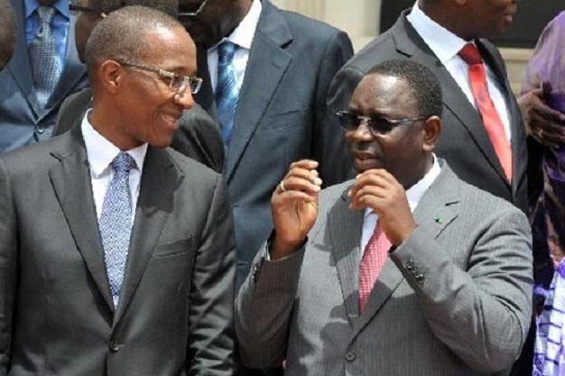 Affaire du blanchiment d'argent : Abdoul Mbaye peut compter sur Macky Sall