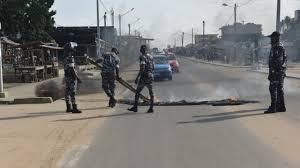 Côte d'Ivoire: les manifestations sur la voie publique suspendues jusqu'à mi-septembre