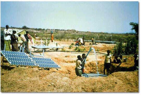 Energies renouvelables: le paradoxe africain