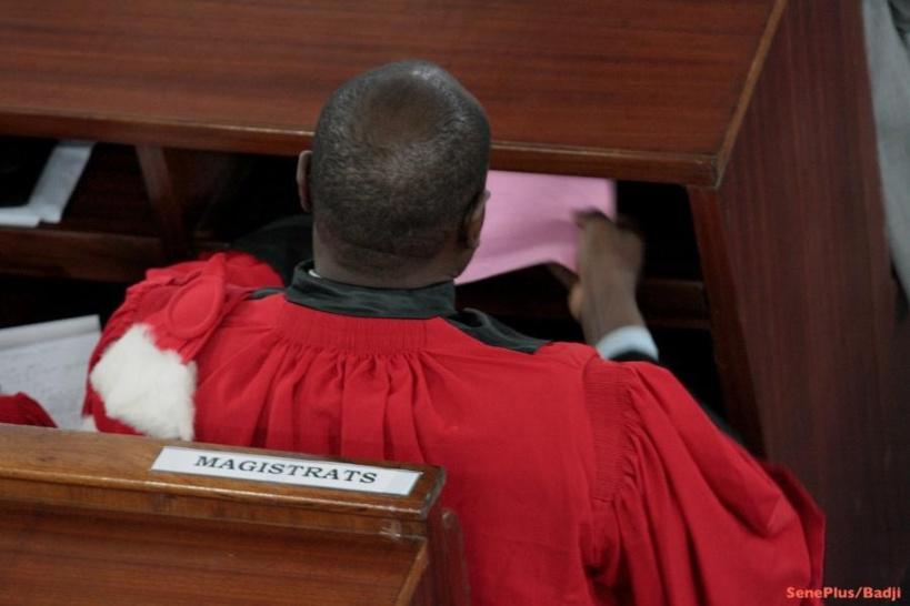 Les graves accusations du juge Yaya Amadou Dia contre le premier président de la Cour d'appel de Kaolack Ousmane Kane