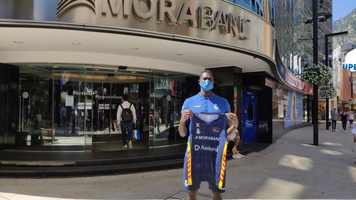 Espagne: le basketteur sénégalais Malick Dim officiellement présenter à son nouveau club Andorre
